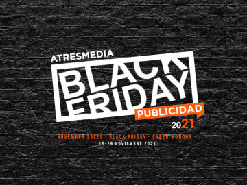 Black Friday Atresmedia Publicidad